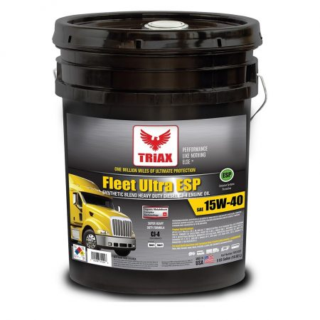 TRIAX Fleet Ultra ESP 15W-40 PAIL - JPG File